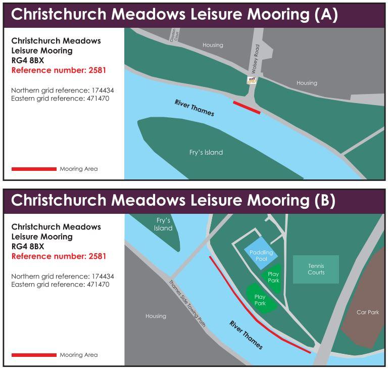 christchurch meadows leisure mooring