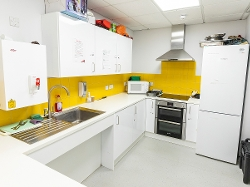 Fairview Youth Community Centre - kitchen