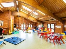 Katesgrove Children's Centre - main hall