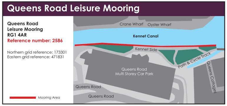 queens road leisure mooring