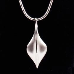 The Solidago memorial pendant
