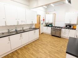 South Reading Community hub - kitchen