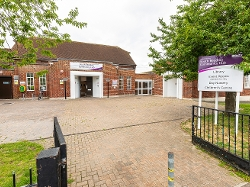 South Reading Community hub - front view
