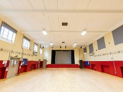 South Reading Community hub - main hall