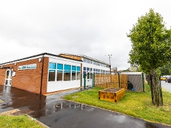 Southcote Community Hub - front view