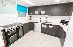 Southcote Community Hub - kitchen