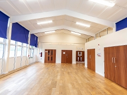 Southcote Community Hub - main hall