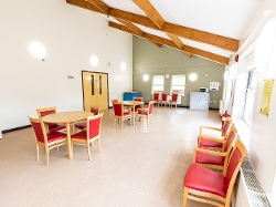 Strathy Close Day Centre - Green room