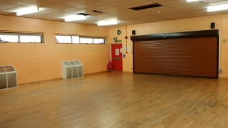 Tilehurst Community Centre - main hall