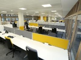 Desks at Reading Borough Council