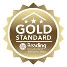 Reading Borough Council Gold Standard status logo for care providers