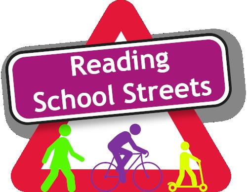 Reading School Streets logo