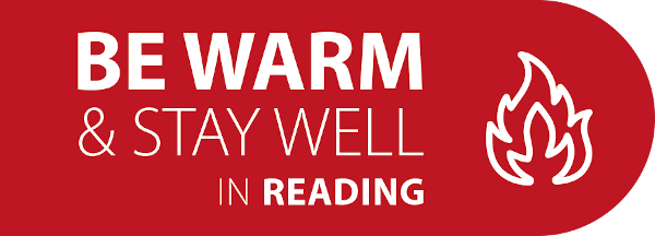Be warm and stay well in Reading