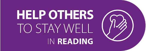 Help others to stay well in Reading