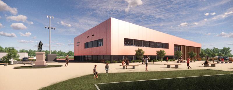 Construction begins at Palmer Park next week