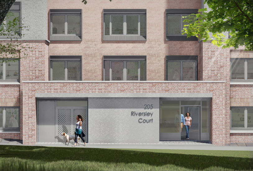 Wensley Road Estate Set For Improvements As Planning Application Is Passed