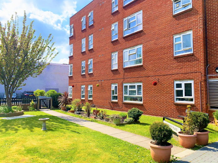 Trinity Place sheltered housing apartments