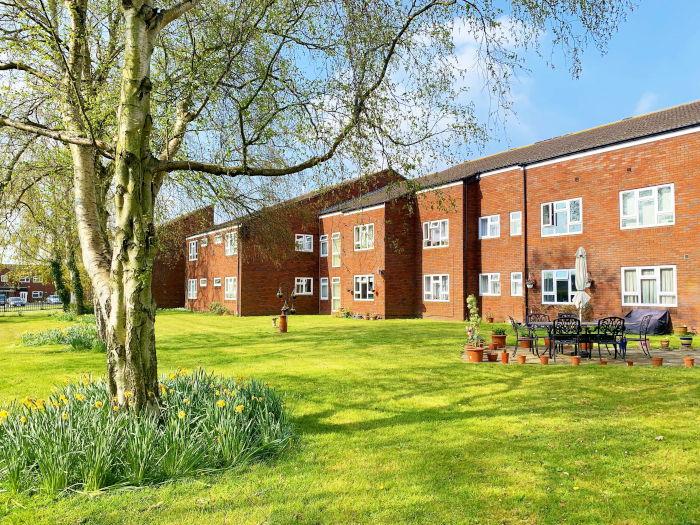 Woodlands Court sheltered housing